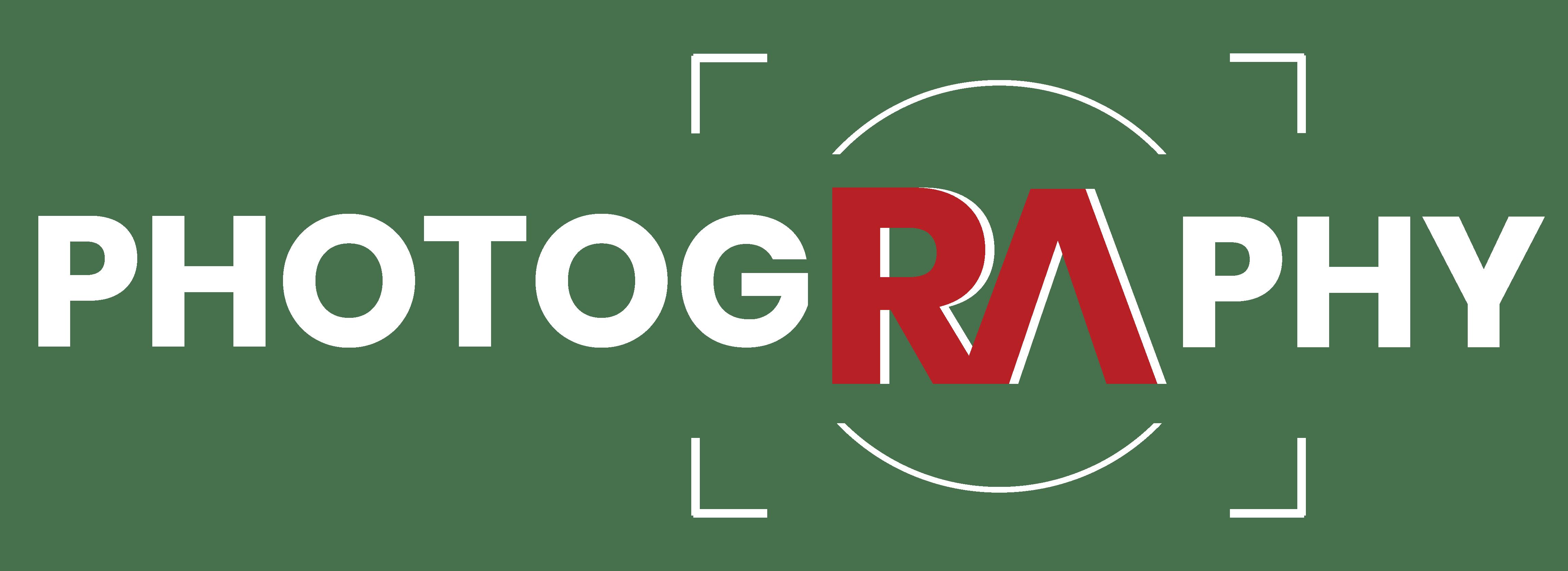 Website Logo for www.raphotography.co.za